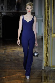 Ulyana Sergeenko Automne-hiver 2015-2016 - Haute couture