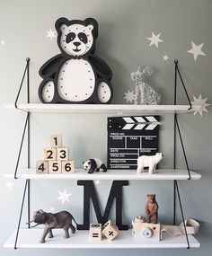 "Inspiration from Instagram - black and white Scandinavian style kids baby toddler room (@baby_and_kidsroom_inspo) on Instagram: ""Picture by: @mamma_malla"