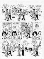 Dupuy & Berberian - Monsieur Jean T7 Comic Art