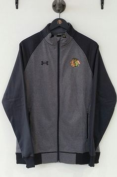 Looking for a new jacket to wear to the gym? Check out this Under Armour Full-zip Storm jacket! #NewArrival
