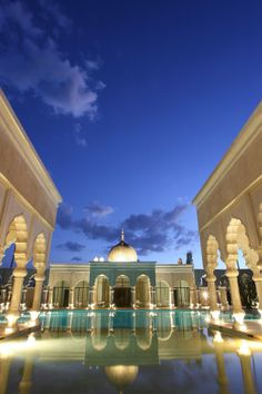 Palais Namaskar is more than a hotel, it is a destination in itself