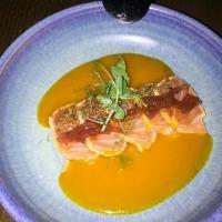 Salmon tiraditos - Coya - Dubai