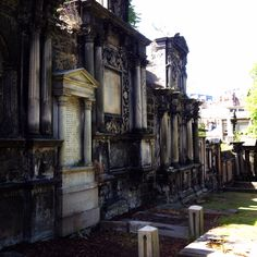 Grey friars cemetery Edinburgh, Scotland