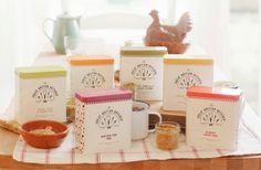 The Great British Butcher - Identidad visual y diseño de packaging - Sandra Almeida Blog
