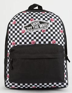 VANS Realm Rose Checkerboard Backpack Source by Bags Mochila Jansport, Jansport Backpack, Backpack Bags, Fashion Backpack, Messenger Bags, Cute Backpacks For School, Cute Mini Backpacks, Cool Backpacks, Teen Backpacks