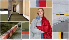 #FashionSnoops FW 17/18 trends on #WeConnectFashion. Women's denim theme: CODE - color usage.