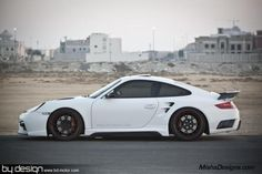 Porsche 997 Turbo MISHA Designs
