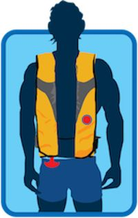 How to Care for an Inflatable Life Jacket