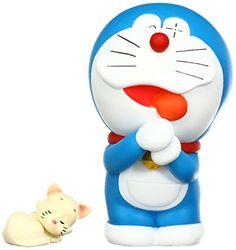 UDF Shizuka chan Non-scale Painted PVC Figure Doraemon Japan Medicom Toy