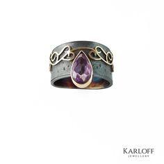 delikatny,wyjątkowy kamień,elegancki,zaręczyny - Pierścionki - Biżuteria w ArsNeo