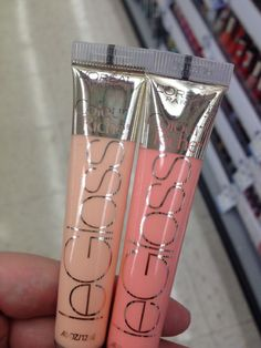 """L'Oreal leGloss in """"Baby Blossom"""" has been called a dupe for NARS Turkish Delight."""