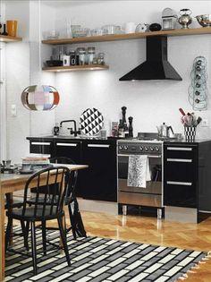 kitchen from sköna hem magazine