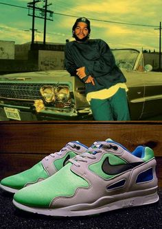 Boyz n the Hood (1991) - Ice Cube wear Nike Air FLow. So Dope.