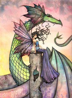 "Stunning ""Molly Harrison Fairy"" Artwork For Sale on Fine Art Prints"