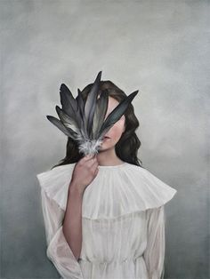 oil painting by Amy Judd
