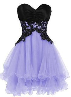 Lovely Lavender Short Prom Dresses Lace Homecoming Dresses, Party Dresses Sexy Off the Shoulder V Neck Long Prom Dress Lace Homecoming Dresses, Short Bridesmaid Dresses, Short Dresses, Prom Gowns, Dresses Dresses, Formal Dresses, Light Purple Prom Dress, Pretty Dresses, Beautiful Dresses