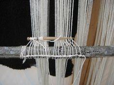 making string heddles