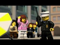 Awesome original mini movies taking place in  LEGO® City. Go to: LEGO.com/City for more cool videos and games