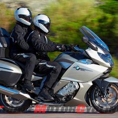 BMW K1600GTL Bmw Touring, Touring Motorcycles, Cool Motorcycles, Bmw R1200rt, Motorcycle Travel, Sport Bikes, Cool Bikes, Motor Car, Motorbikes