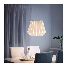 "LAKHEDEN Lamp shade - 18 "" - IKEA"