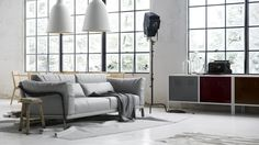 emmas designblogg - design and style from a scandinavian perspective - high ceilings and windows