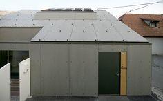 XXS house by Aljoša Dekleva, Tina Gregorič http://dekleva-gregoric.com