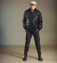 Guess who this is? Just another hipster grandpa? He's actually one of the most popular Finnish presidents of all time, Urho Kaleva Kekkonen in his fishing garments. The photo is from