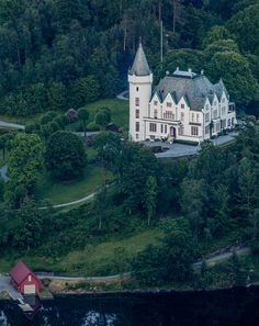 Gamlehaugen ~ Bergen, Norway