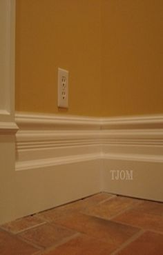 how to clean baseboards and keep them from getting dirty in the first  place! genius! | Cleaning Tips | Pinterest | Baseboards, Baseboard and  First place