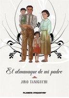 el almanaque de mi padre-jiro taniguchi-9788415921448