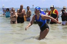 Never give up!! Diana Nyad defends record Cuba-Florida swim as 'squeaky clean' - U.S. News