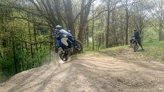 Ducati Multistrada Enduro 1200 - The Beast!
