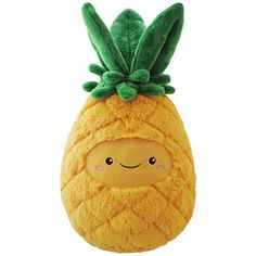 "Squishable / Comfort Food Pineapple 15"" Plush Squishable https://www.amazon.com/dp/B01NAEJDVR/ref=cm_sw_r_pi_dp_x_YUyIybEY14P6N"