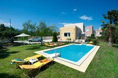 Villa Kastellaki, Rethymnon, Crete. Find more at www.villaplus.com
