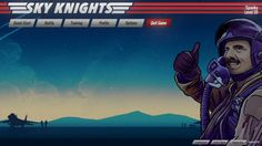 SteamVoted  Sky Knights Greenlight