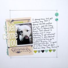 then came you - Scrapbook.com