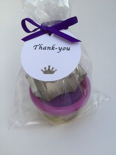 Princess Party Favor: Princess Theme Favor by MadHatterPartyBox
