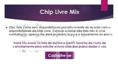 chiplivre-novo produto chip de voz e dados vivo whats 31980216276