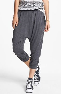 h.i.p. Knit Harem Pants (Juniors) (Online Only) available at #Nordstrom