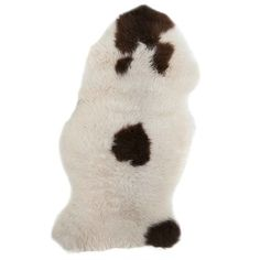 Ozsale - 100% Natural Undyed Brazilian Sheepskin. Price was $499 and is now $129 in our Animal Instincts sale.