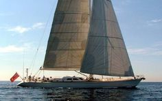 92' Sangermani Sailing Yacht Desirade