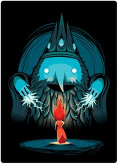 Ice King - Adventure Time <3