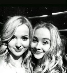 Sabrina carpenter and dove Cameron