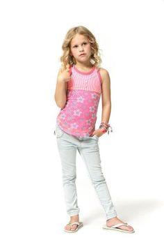 Kids Wear Moodstreet SS13 Top: T41T4 Pants: P87T4