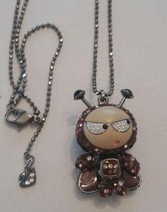 Swarovski signed Eliot Nature Reloaded Crystal Pendant #Swarovski #Pendant #necklace #ebay #jewelry #fashion