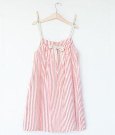 CLEMENCE DRESS - Les Petits Carreaux - Fine Kids' Clothing