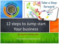 Check out our 3hr jumpstart business bootcamp offer during GEWUK week