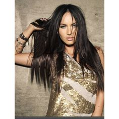 Megan Fox (Megan Fox) in the March issue of W (Internet magazine... ❤ liked on Polyvore featuring accessories and megan fox