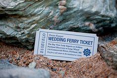 Getting married on a Maine island? Turn your ferry ticket into a wedding memento! Photo by emilie inc. Ticket Invitation, Wedding Invitations, Maine Islands, Nantucket Wedding, Commercial Street, Cape Cod Wedding, Block Island, Nautical Wedding, Wedding Paper
