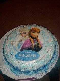 Torta compleanno frozen
